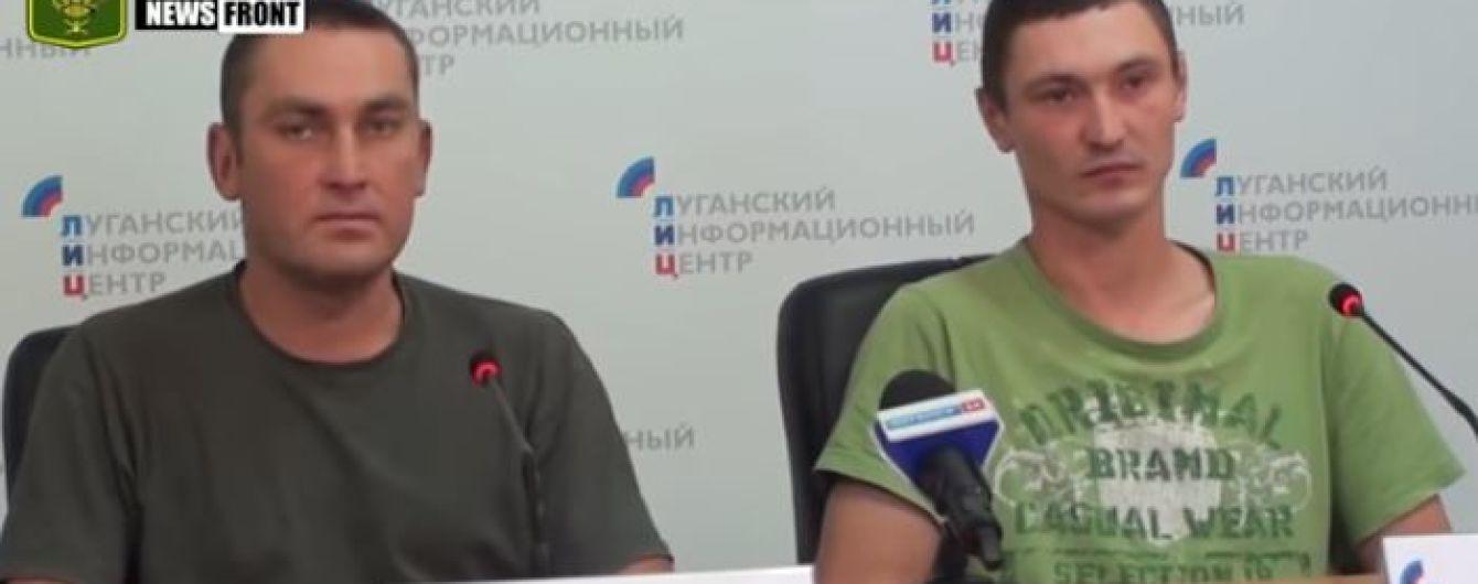 Захоплених у полон українських військових використали у пропагандистських відео