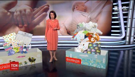 Уряд планує дарувати бебі-бокси для новонароджених і компенсацію частину витрат на няню