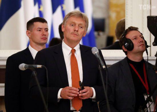 У Кремлі відмовилися говорити про оцінки та наслідки збиття Іл-20 у Сирії