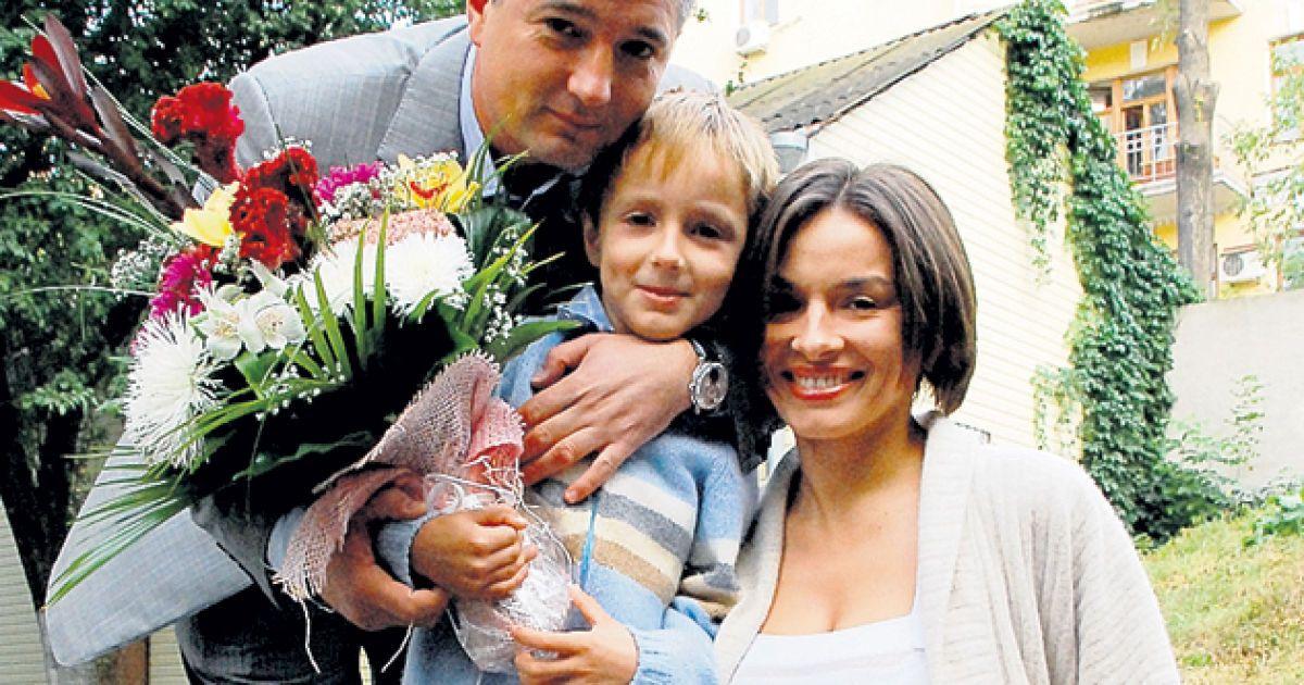 Бізнесмен, авто якого розстріляли під Києвом, виявився батьком старшого сина Мейхер