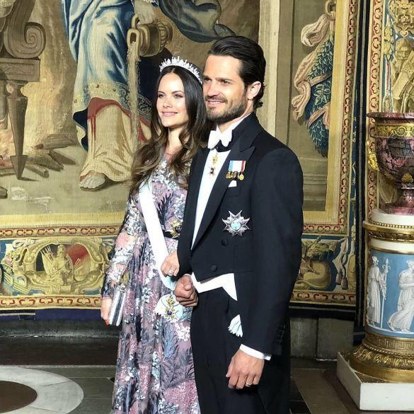 Принцесса София и принц Карл Филипп_2
