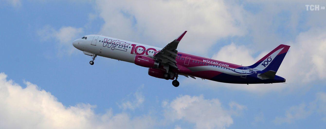 WizzAir открывает рейс в Лондон из Харькова