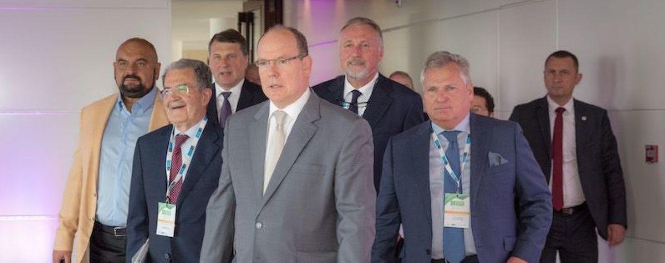 В Монако зібрались енергетичні друзі України для обговорення питань енергобепеки та газової незалежності від Росії