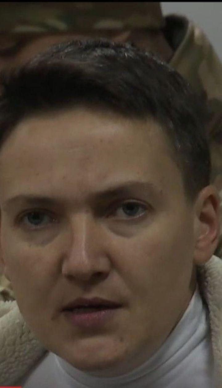 Дані поліграфа підтвердили, що Савченко готувала теракти у Верховній Раді