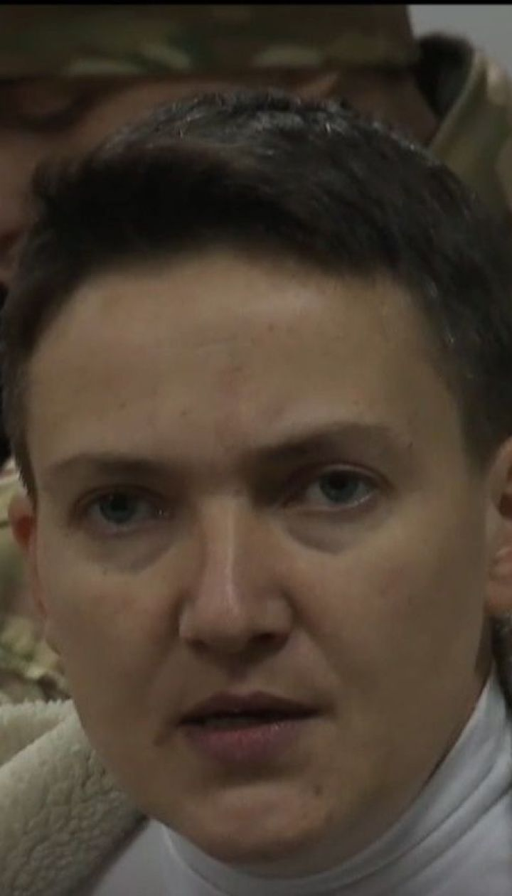 Данные полиграфа подтвердили, что Савченко готовила теракты в Верховной Раде