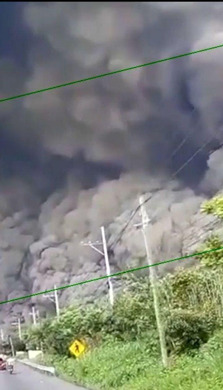 Жертвами извержения вулкана в Гватемале стали 25 человек