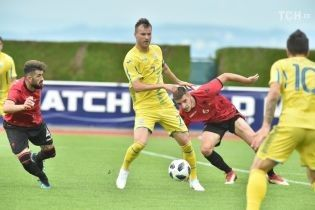 Ярмоленко установил личный рекорд в матче за сборную Украины
