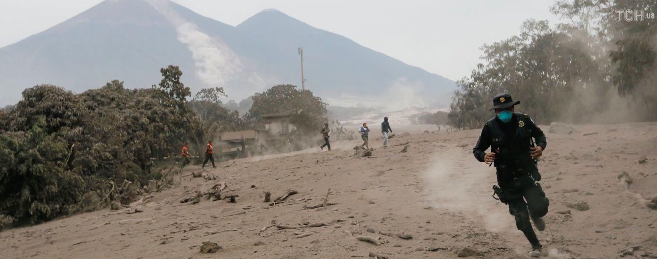 Близько 200 осіб досі лишаються зниклими безвісти після виверження вулкана в Гватемалі