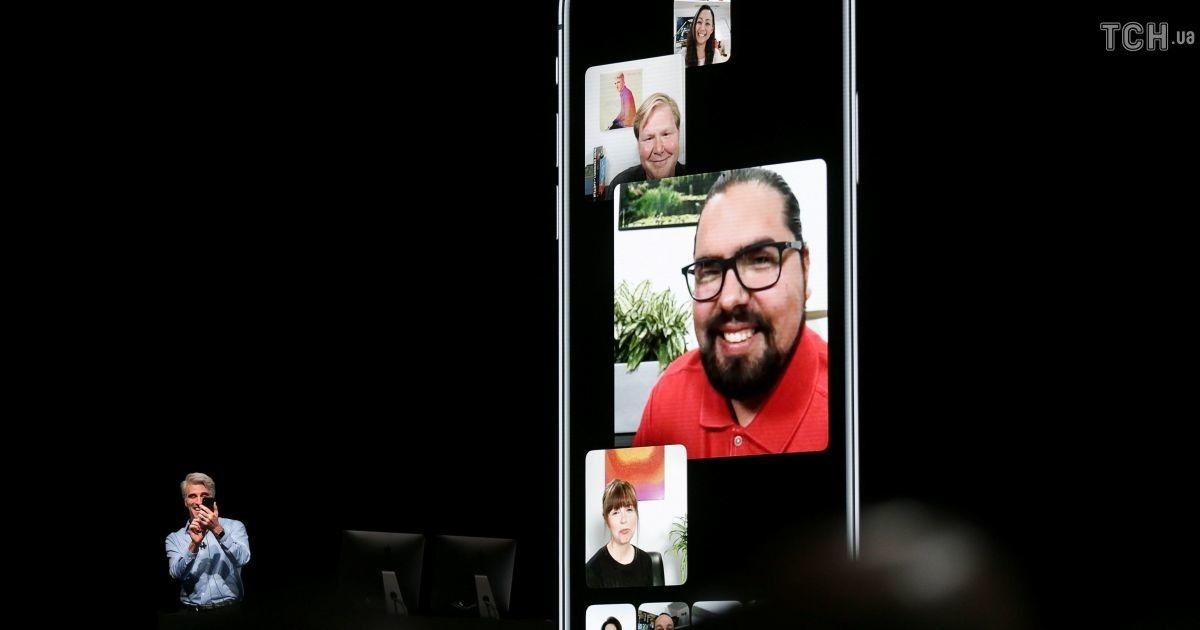 Презентація операційної системи iOS 12.