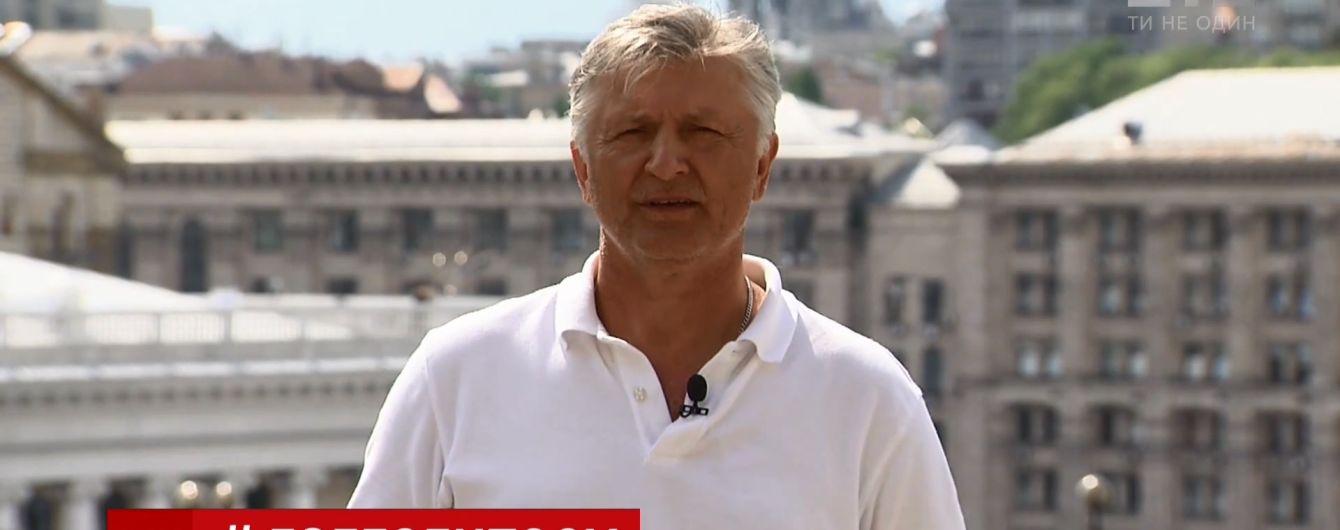 Мусимо єдиним фронтом вимагати від РФ звільнити Сенцова – актор Боклан