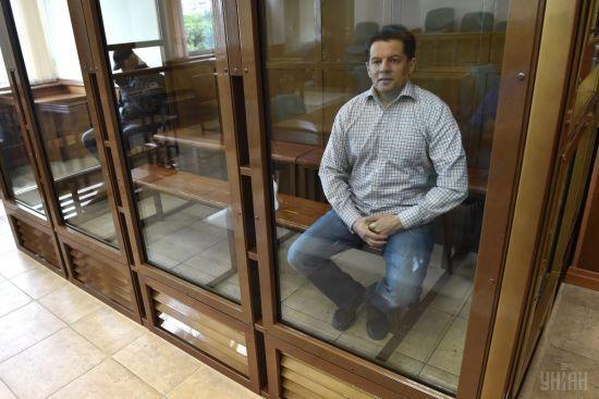 У Росії українського політв'язня Сущенка відправили до колонії для екс-правоохоронців