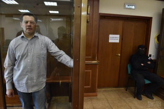 Політв'язня Сущенка етапували до Кіровської області РФ