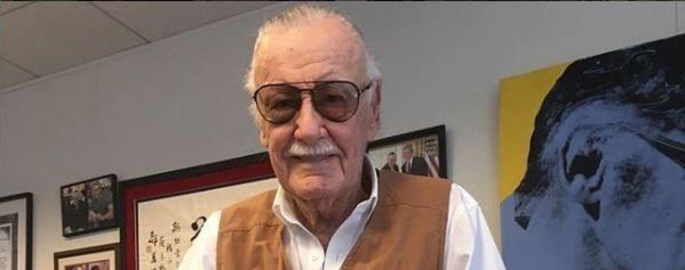 На 95-летнего создателя комиксов MARVEL напали вооруженные вымогатели