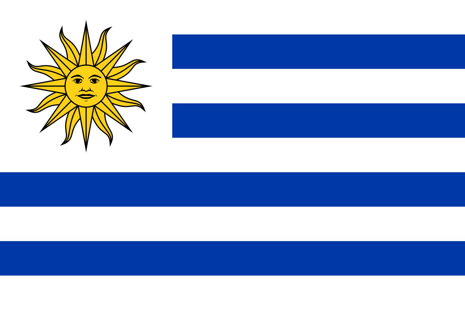 Емблема ФК «Уругвай»