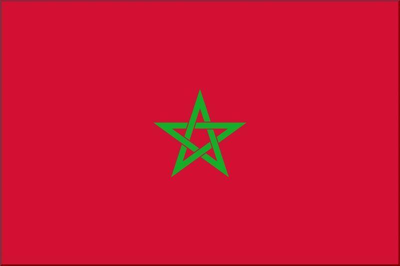 Емблема ФК «Марокко»