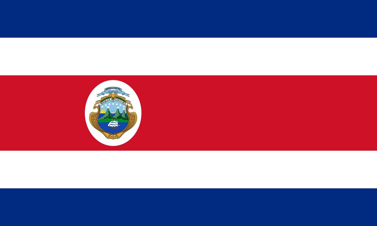 Емблема ФК «Коста-Рика»