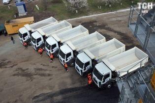 Стали відомі лідери ринку вантажних авто в Україні за жовтень