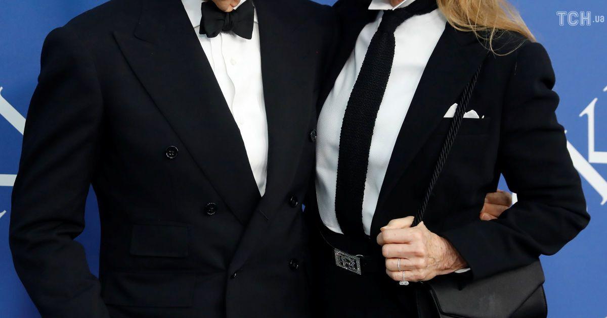 Ральф Лорен з дружиною @ Reuters