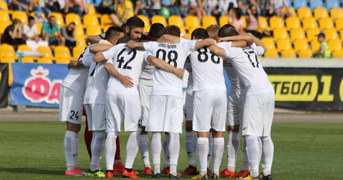 """Две команды """"Олимпика"""" выгнали из украинских чемпионатов"""