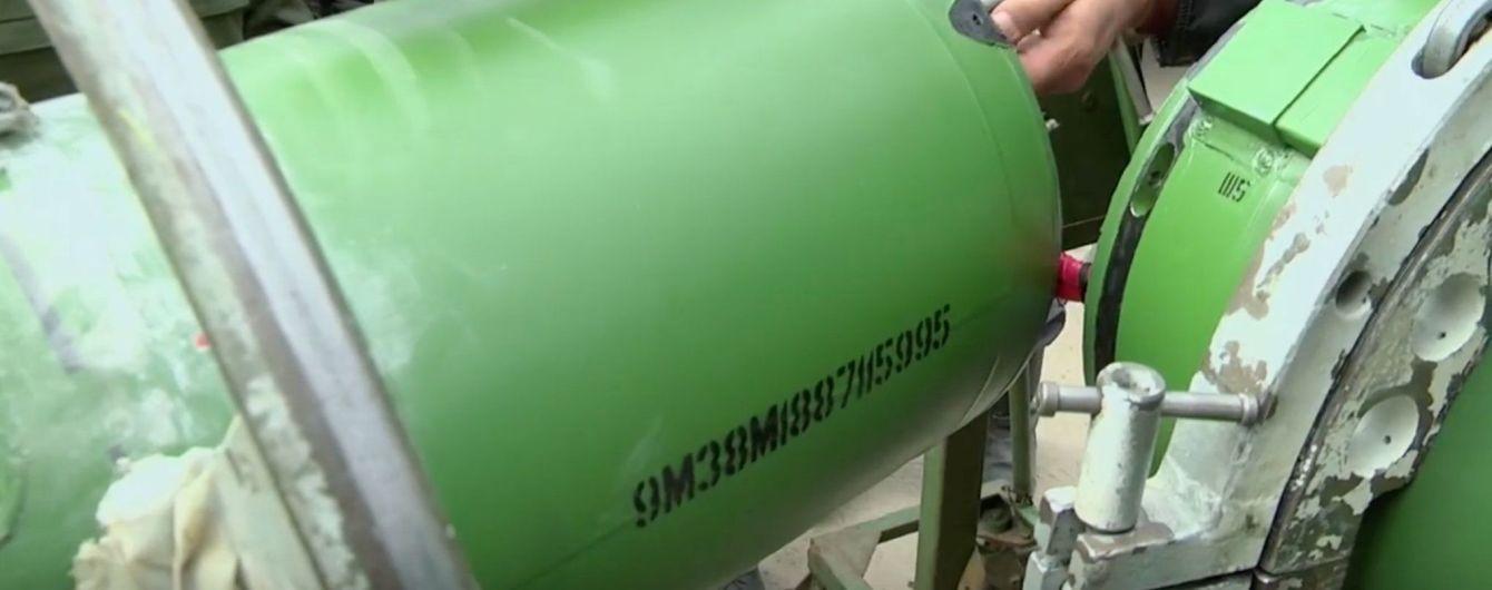 """Справа MH17: Bellingcat спіймав Росію на брехні щодо ракет для """"Буків"""""""