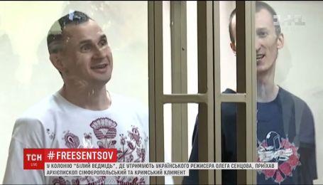 Адвокат Сенцова передал слова своего подзащитного после встречи с ним