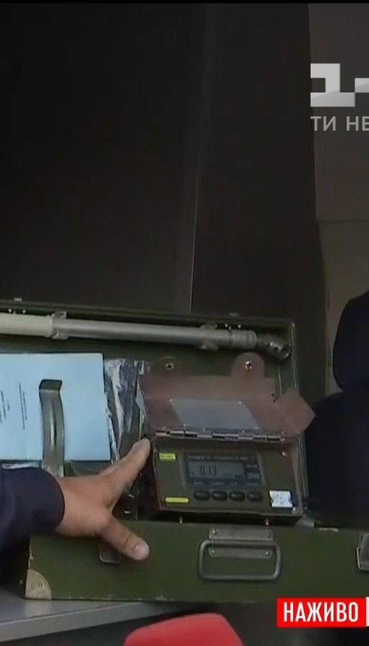 ТСН перевірила рівень радіації у столиці через пожежу у Чорнобилі