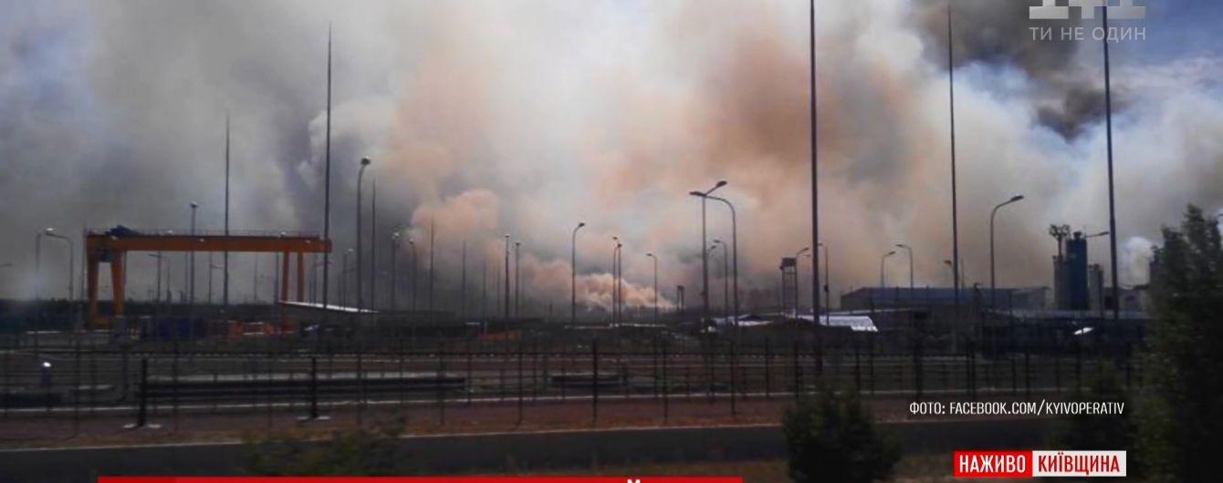 На месте возгорания леса возле ЧАЭС найдено несколько факелов. Эксклюзив ТСН