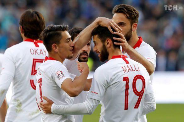 Футболісти збірної Туреччини