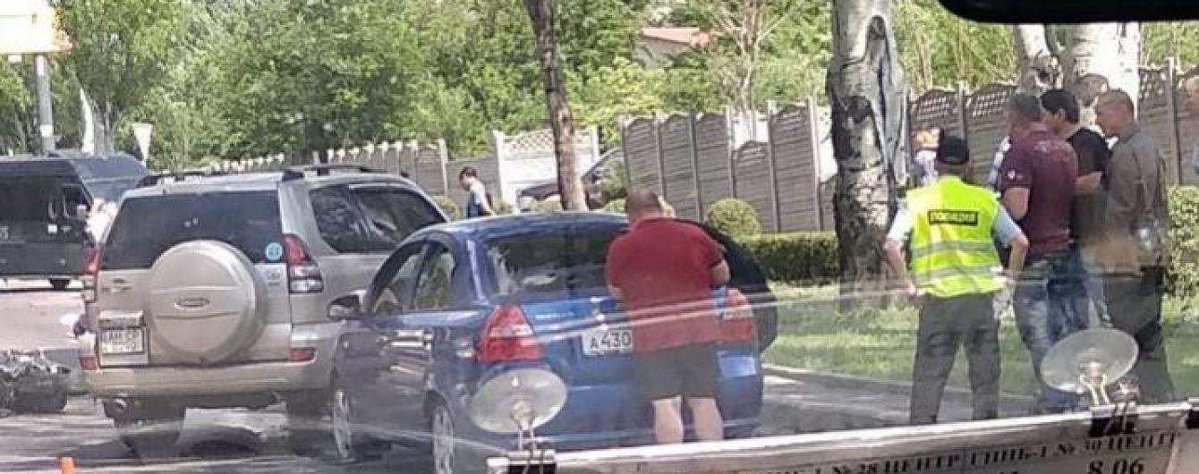 """Один из главарей """"ДНР"""" попал в смертельную аварию"""