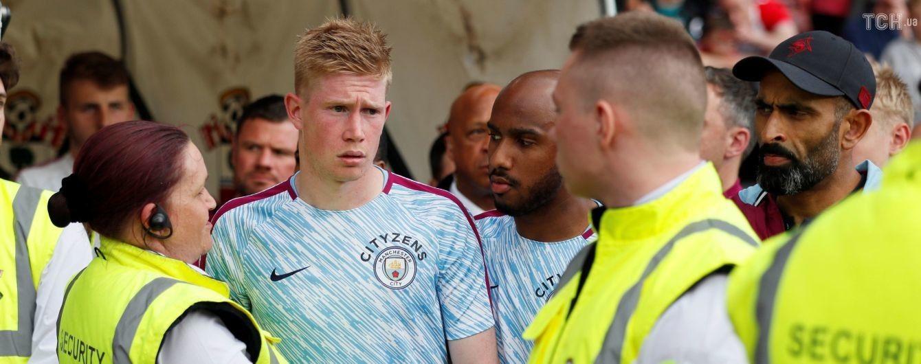 """Лидер """"Манчестер Сити"""" вступился за Гвардиолу из-за обвинения в расизме"""