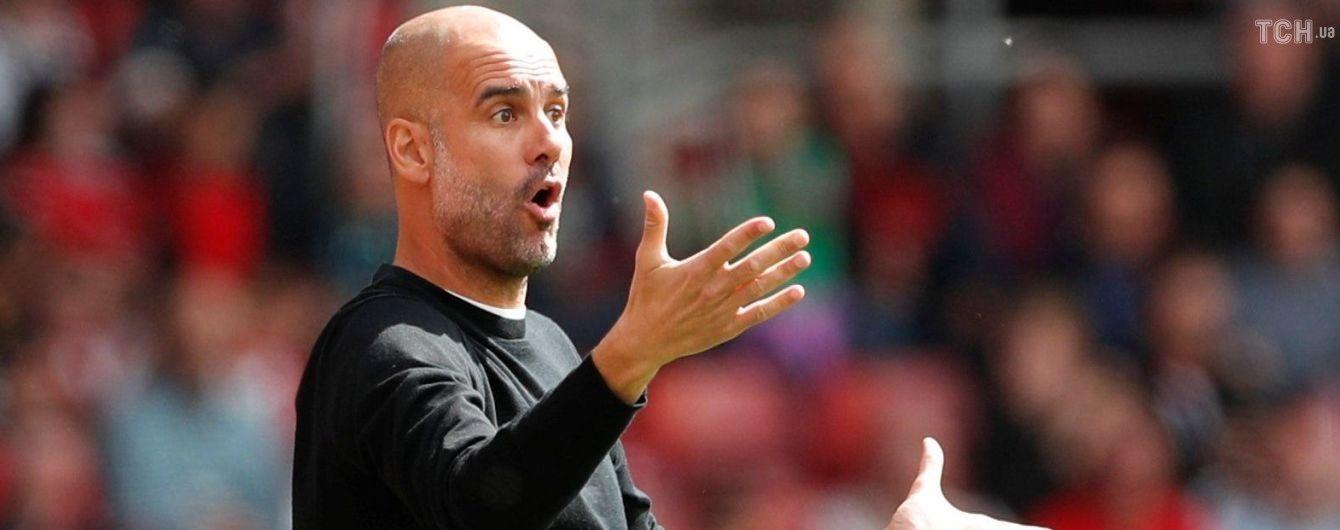 """""""Він любить, коли йому лижуть руки"""": екс-гравець """"Манчестер Сіті"""" у грубій формі звинуватив Гвардіолу в расизмі"""