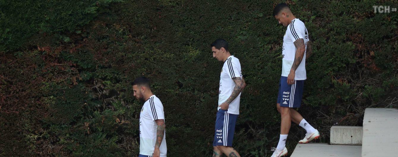 Збірна Аргентини відмовилася грати з Ізраїлем і може бути серйозно оштрафована