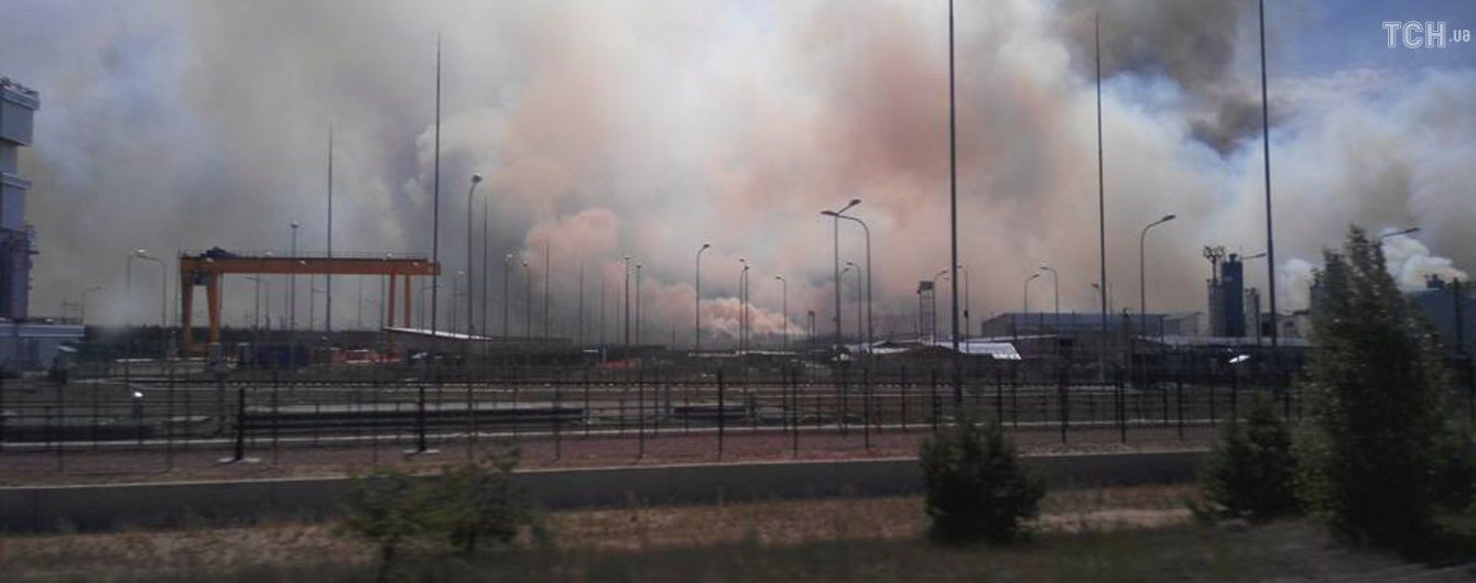 Пожежу в Чорнобилі повністю загасили