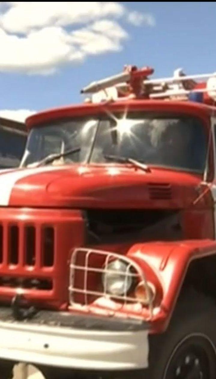 У ДСНС пояснили, чому так довго триває гасіння пожежі біля Чорнобиля
