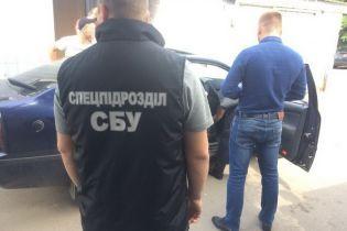 В Хмельницком СБУ разоблачила прокурора-взяточника