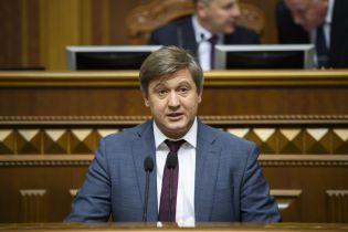 Бюджетний комітет Ради рекомендував звільнити Данилюка