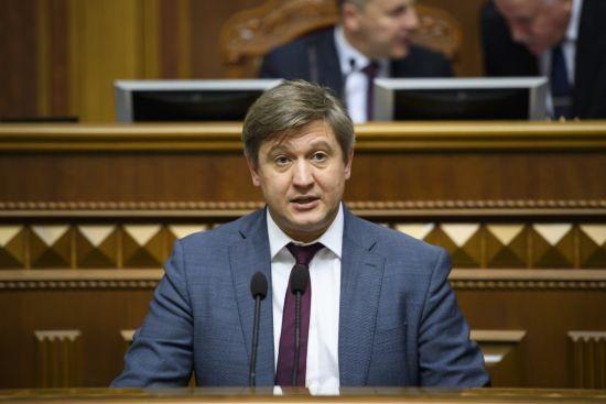 """Данилюк розповів, що його """"не цікавить"""" посада міністра закордонних справ"""