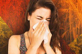 Алергія на літні рослини. Що робити, щоб захиститися. Інфографіка