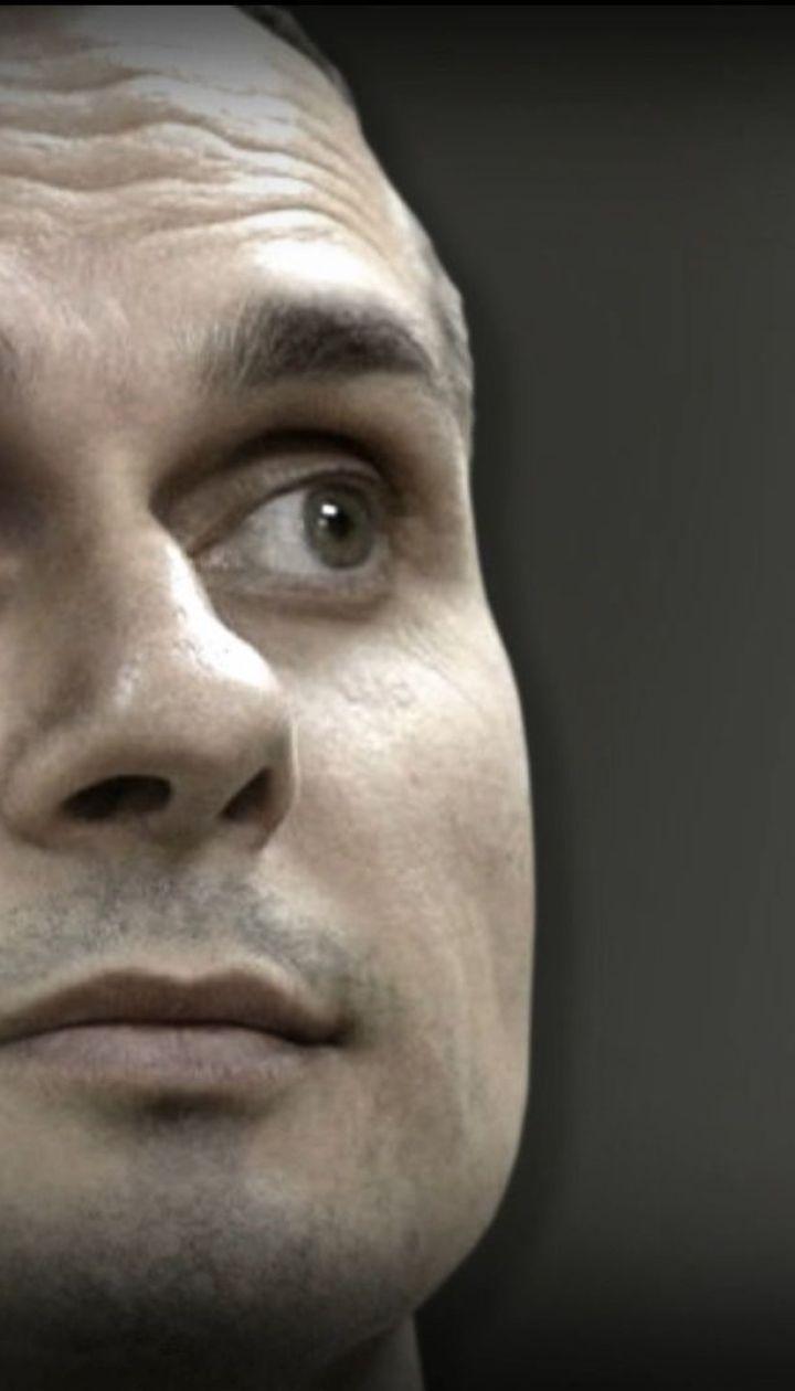 ТСН записала видеообращение в знак поддержки Олега Сенцова