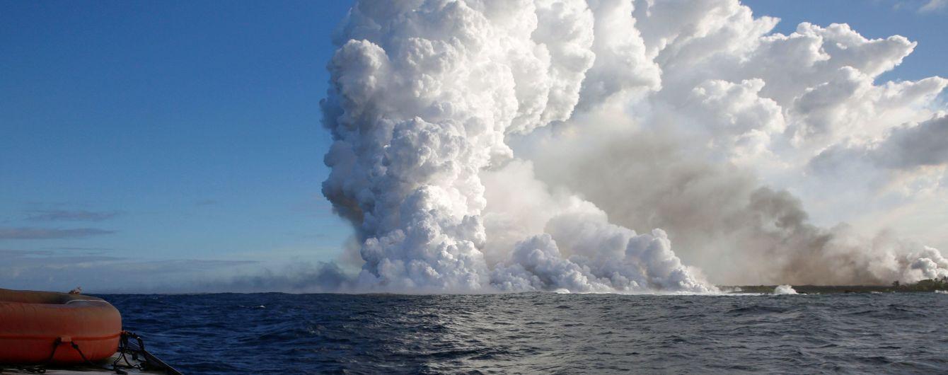 Ураган плюс извержение вулкана: Гавайи станут полем боя двух стихий