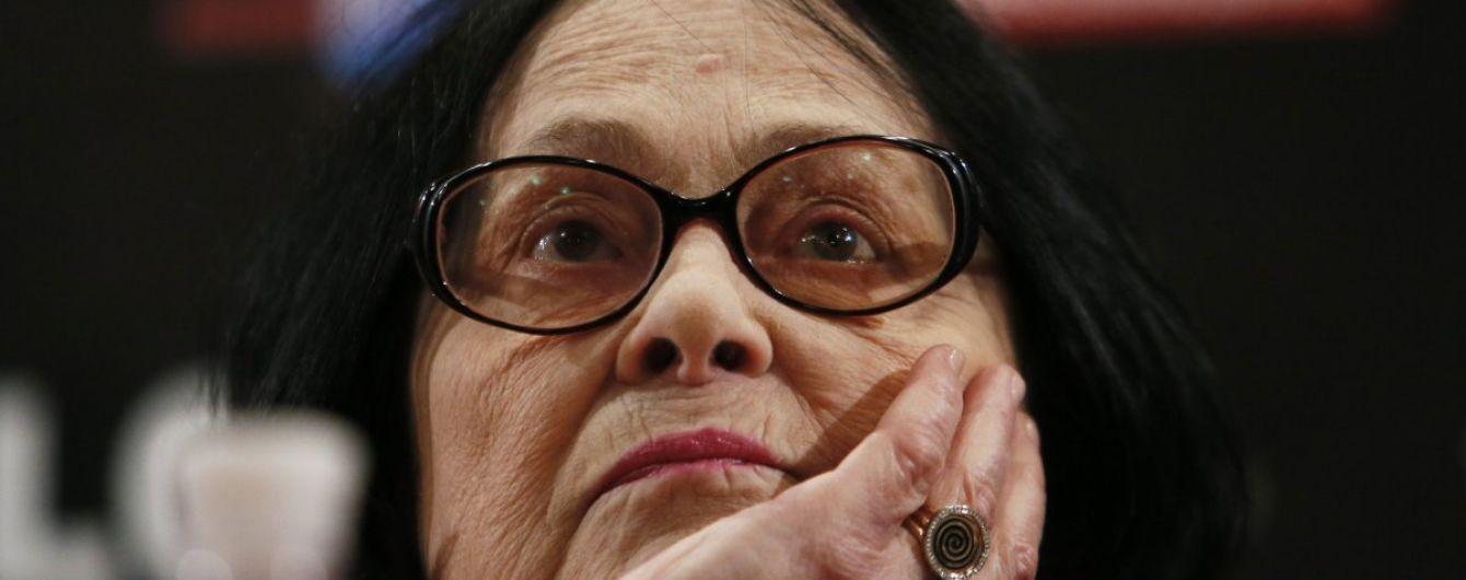 Кіра Муратова просила скромне прощання лише з найближчими людьми