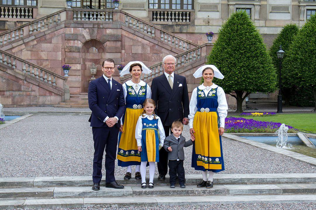 Шведская королевская семья_2