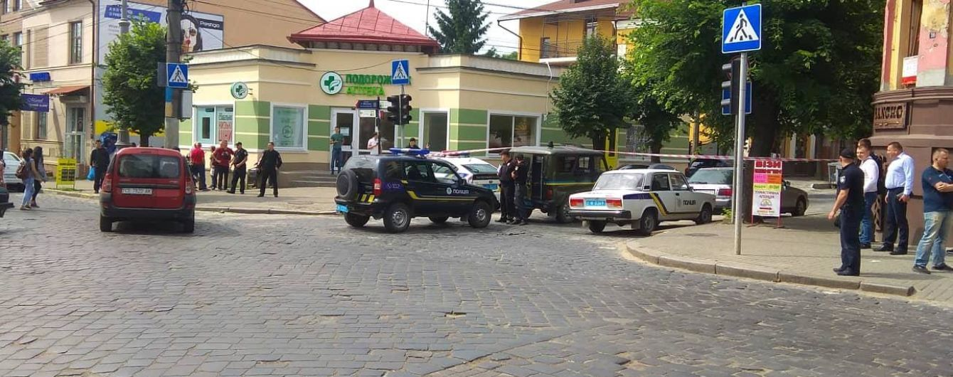 У Чернівцях біля будівлі СБУ прогримів вибух - ЗМІ