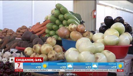 Цены на овощи растут: сколько стоит сварить борщ в Украине и Финляндии