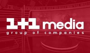 """""""1+1 медіа"""" досягла рекордного показника передачі потоку даних в інтернеті"""