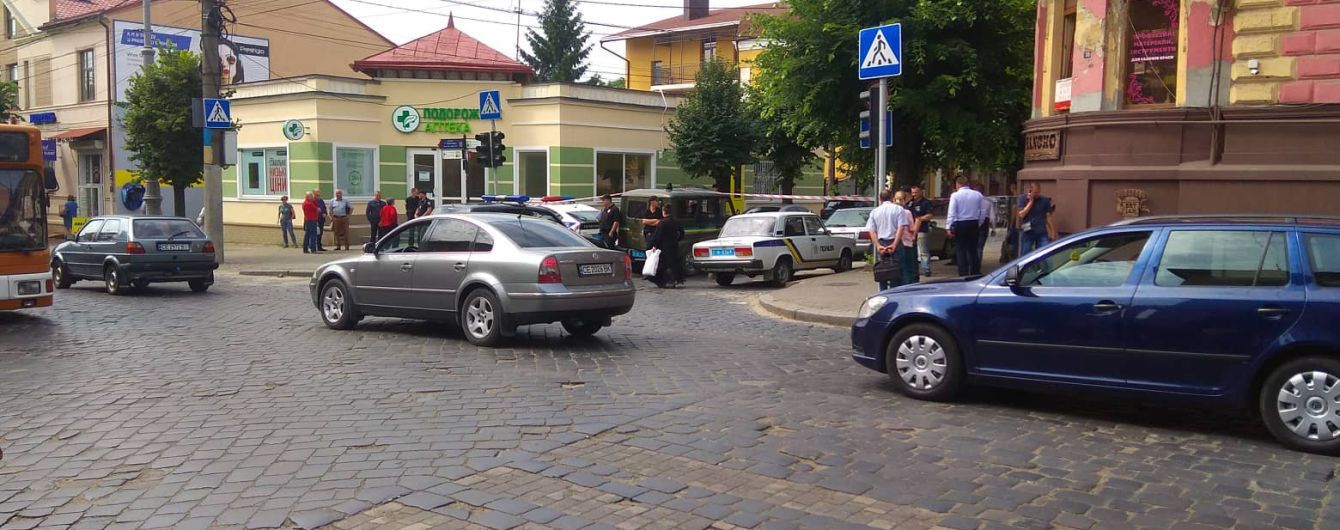 В СБУ опровергли информацию о взрыве в Черновцах