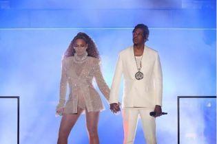Выступление Бейонсе и Джей Зи в Атланте сорвал обнаглевший фанат