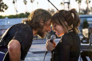 Ніжне кохання та відверті сцени: Бредлі Купер та Леді Гага зіграли в драматичній стрічці