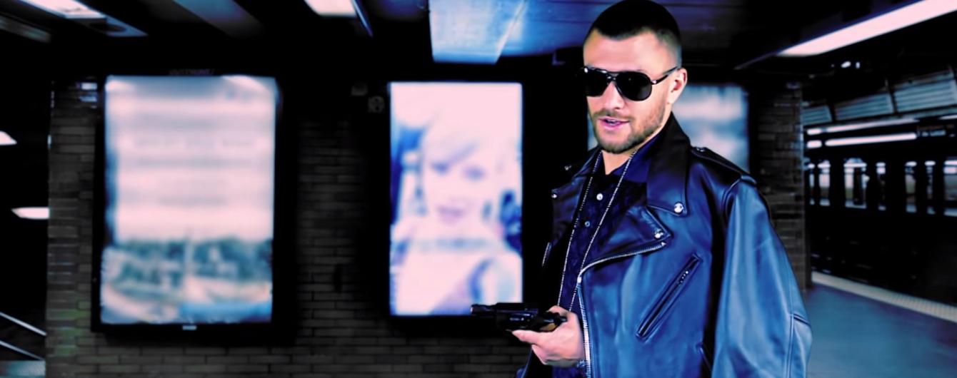Ломаченко сыграл дерзкого полицейского в фильме про бокс