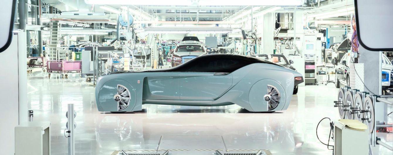 Подразделение Rolls-Royce Design теряет руководителя